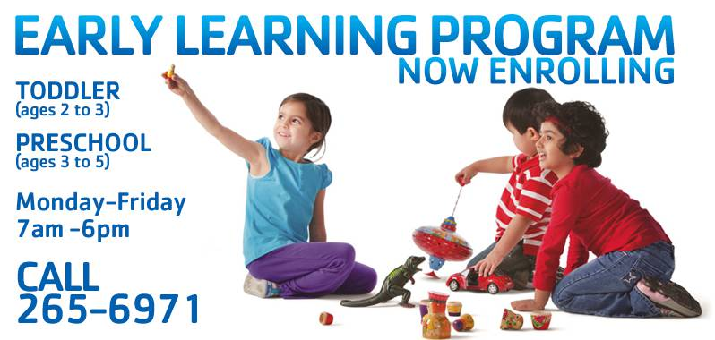 Infant & Toddler Programs