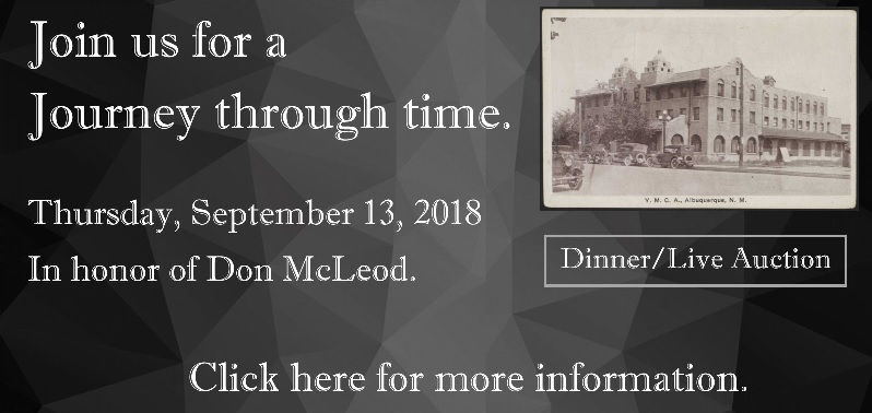 2018 YMCA of Central New Mexico Dinner and Silent/Live Auction