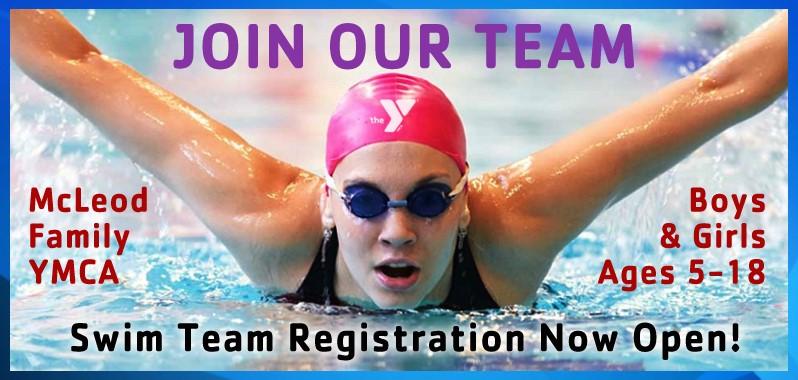 McLeod Swim Team