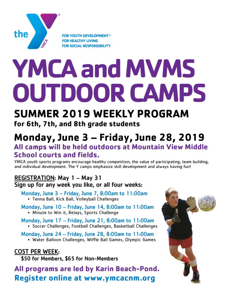 sports physical form new mexico  Rio Rancho Sports Camp - YMCA Central New Mexico