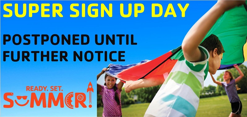 SUPER SIGN UP DAY